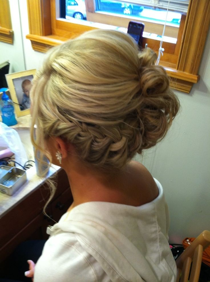 27 Beautiful Side Updo Hairstyles Hairstylo