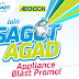 [PROMO ALERT] Win appliances in Smart and Abenson's SagotAgad Appliance Blast Promo
