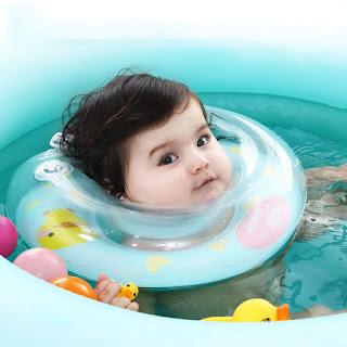 Boia de pescoço para bebês