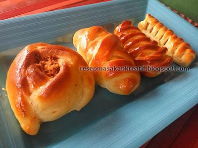 Resep Roti Manis Isi
