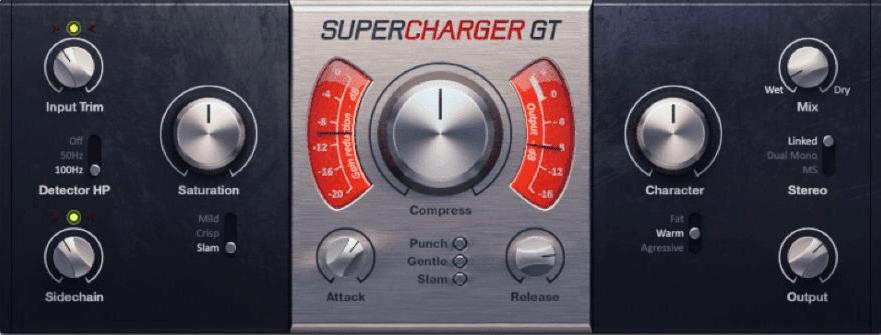 Native Instruments - Supercharger GT v1.3.1 Full version