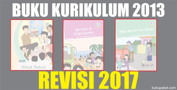Buku Kurikulum 2013 Kelas 2 Revisi 2017 Guru dan Siswa