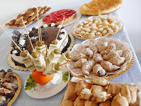 Favorito Ricetta, Biscotti, Torta: Buffet per festa di compleanno TT35