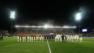 España vs Georgia En Vivo Amistoso, lo puedes ver transmite TeleCinco Espn 3 online TV