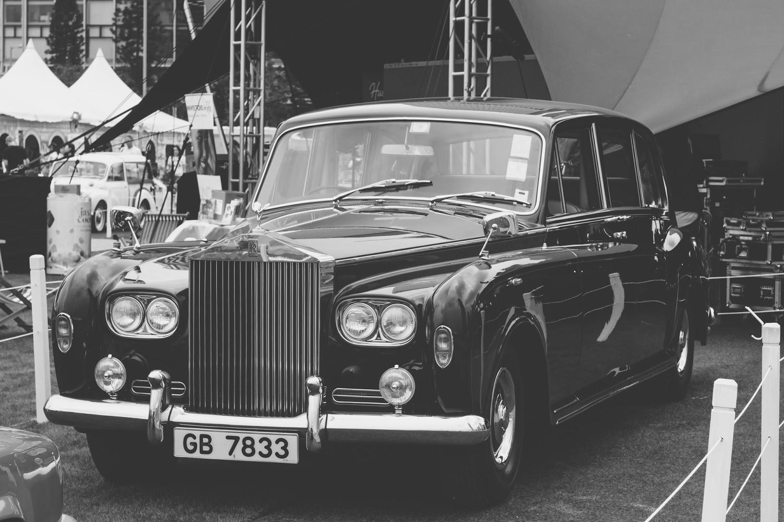 Hong Kong Classic Car Show