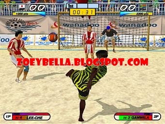 [RIP] Download Game Pro Beach Soccer