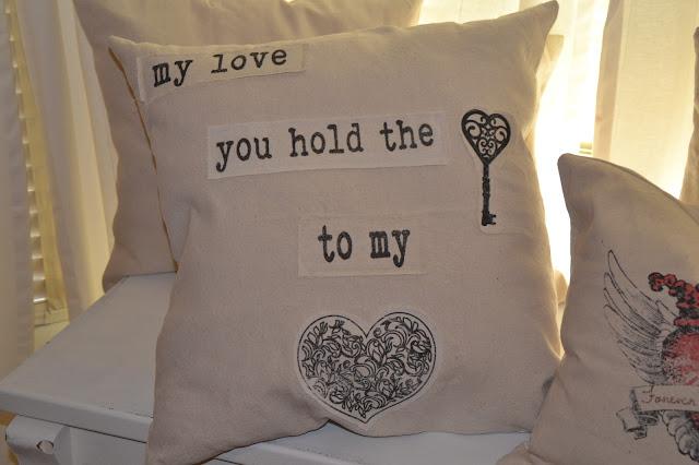 Lola Amp Bea Drop Cloth Pillows