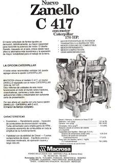 Pesados Argentinos: Zanello C 417