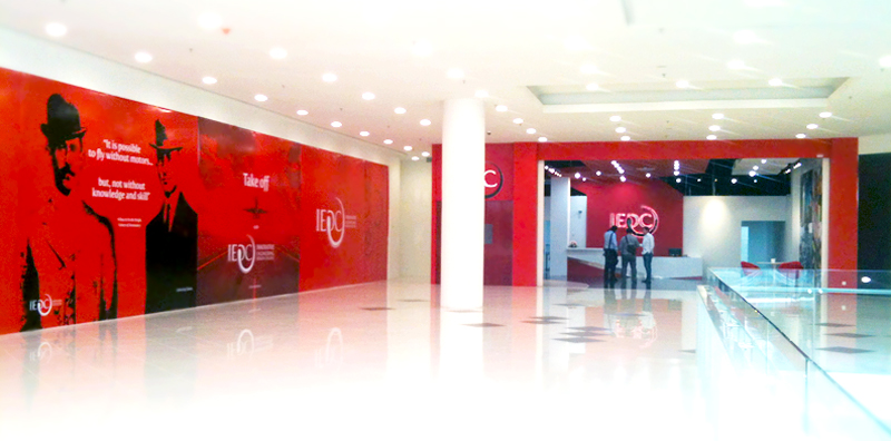 Melonic Maniac: IEDC Wall Design