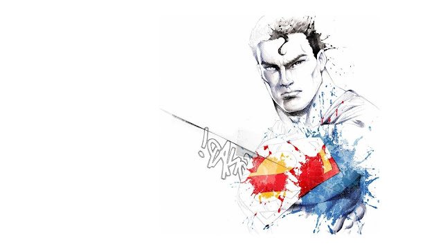 Coloriage superman et batman fonds d 39 cran hd - Coloriage en ligne spiderman et batman ...