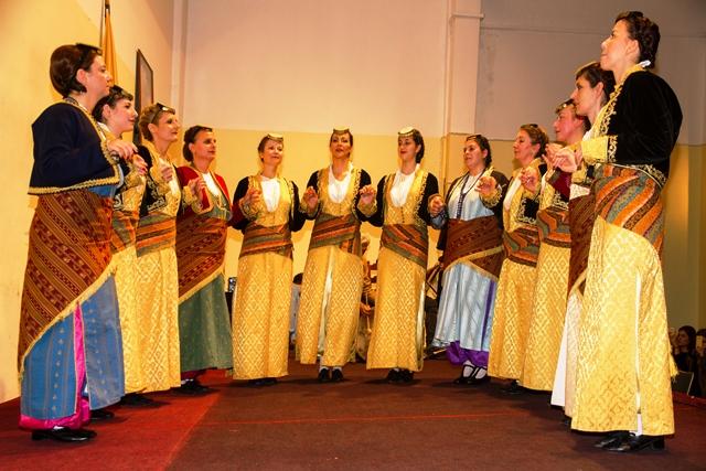 """Μεγάλη η ανταπόκριση του κοινού στην εκδήλωση """"Πόντος: Η πατρίδα του Οσίου Νίκωνος"""""""