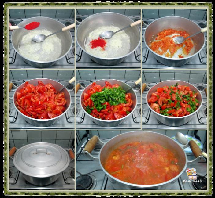 Molho de tomate básico 4