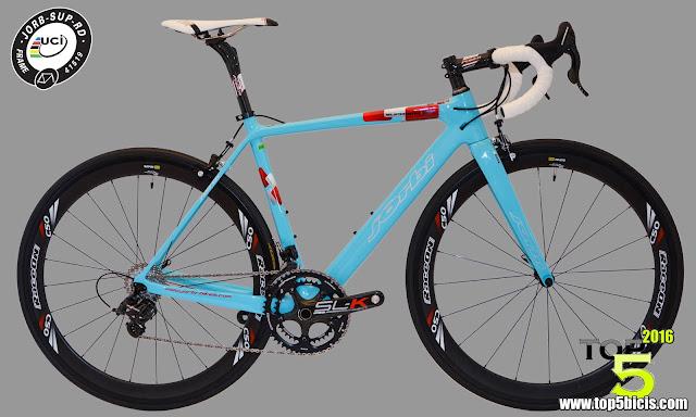 JORBI SUPREME HEP, otra gran bici al catálogo
