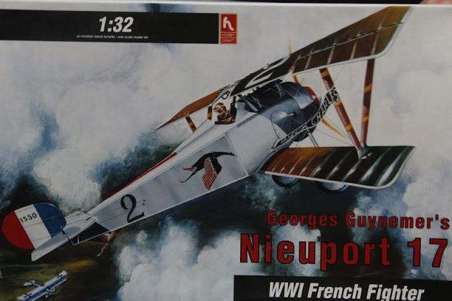 Nieuport Ni-17 Hobby Craft 1/32