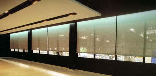 Fachdecointerior cortinas rollers - Cortinas para oficinas ...
