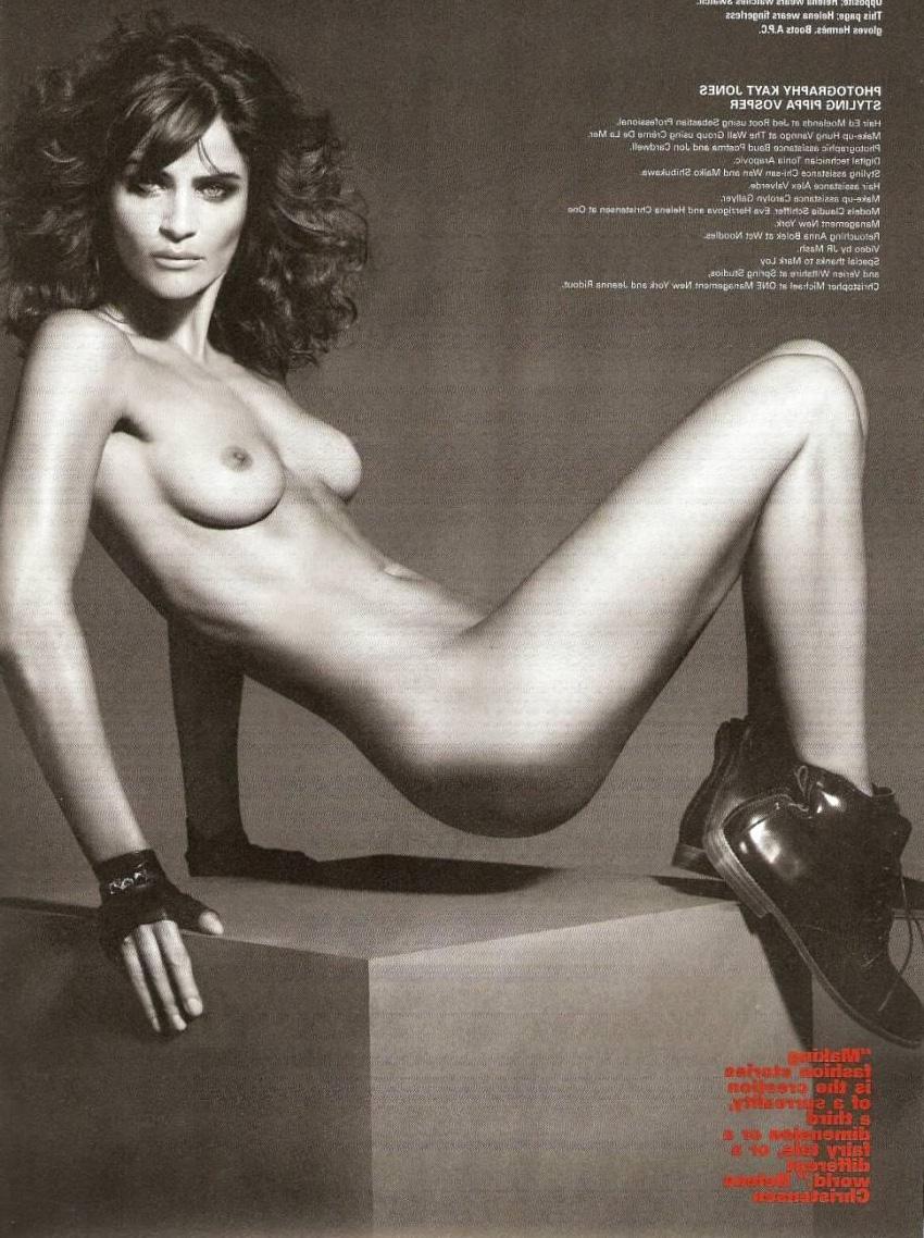 claudia helena nude