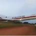 Avião de carga caí na Colômbia deixando quatro mortos e um ferido