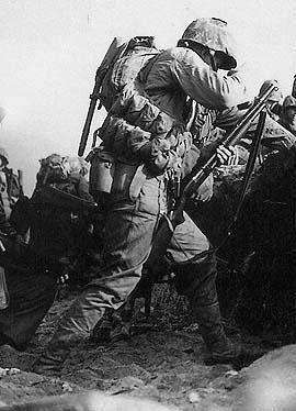 Four Bees: US Military, WW2 Shotgun Shot Shells, M19, Brass, 12
