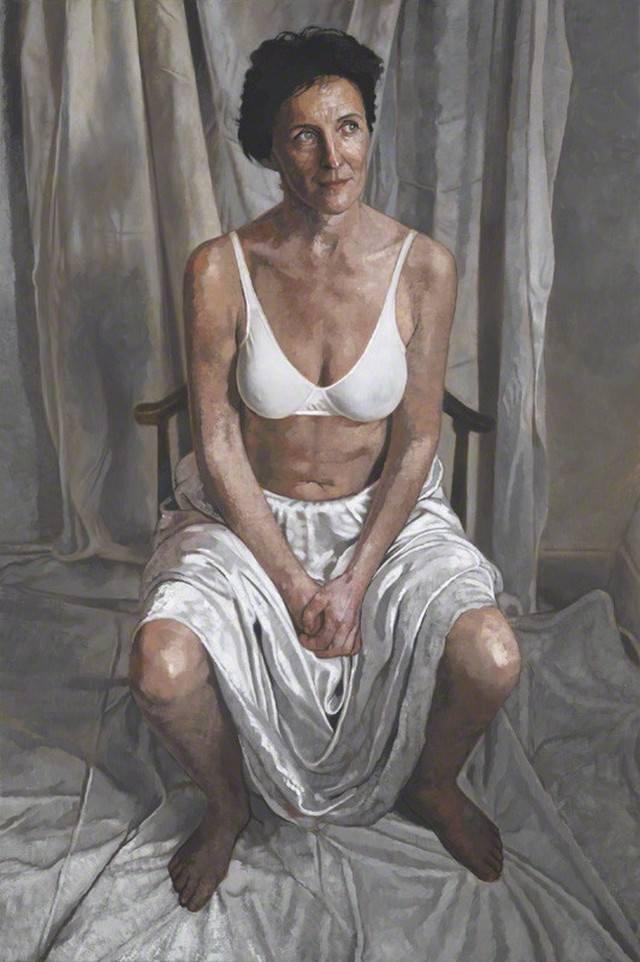 Британский художник. Victoria Russell