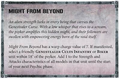 Reglas Cultos Genestealer