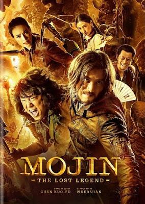 Mojin: The Lost Legend (2015) 720p Blu-Ray x264 Esub [Dual Audio] [Hindi – Chinese]