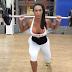 Gracyanne Barbosa e seu treino completo de quadríceps