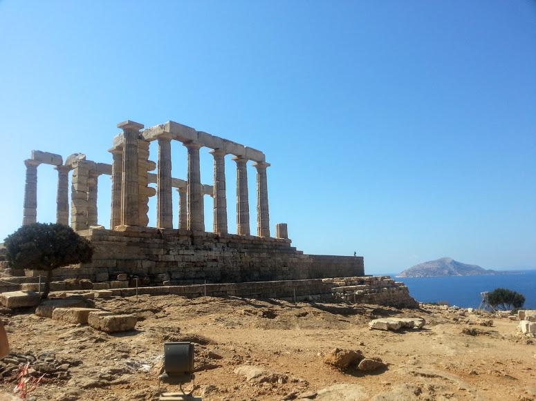 Uitwisseling in Griekenland