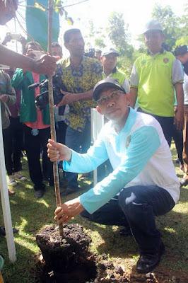 300 Pohon Ditanam Di Kampus IAIN Ambon