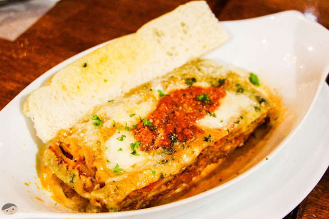 Classic Lasagna of The Old Spaghetti House