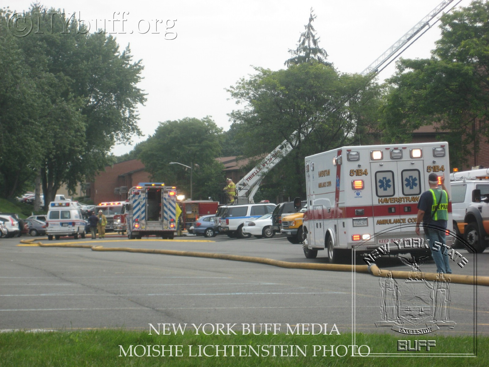 New York Buff Media: Dead Body Found in Bedroom Fire in Pomona