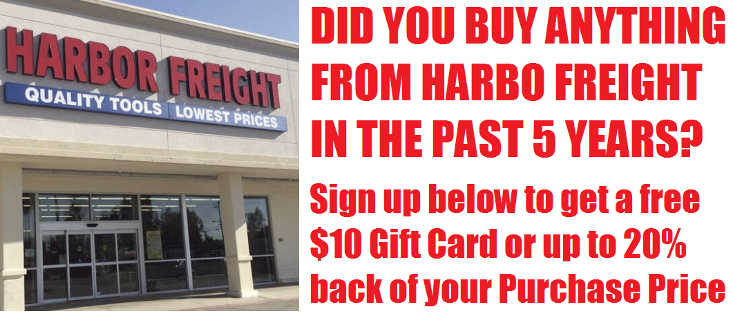 Coupons And Freebies: Did You Buy Anything From Harbor Freight ...