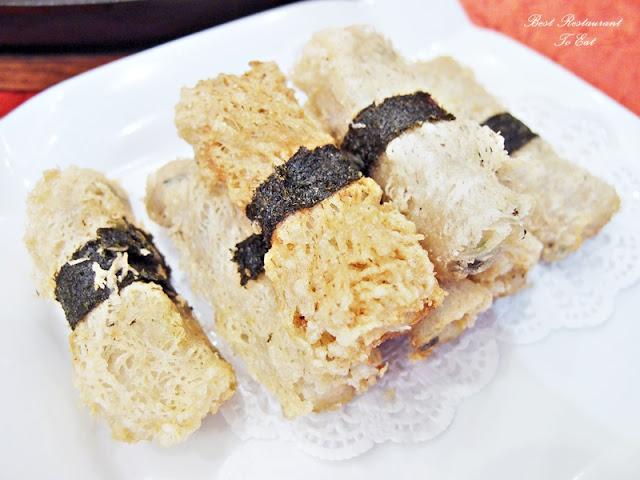 Fried Dim Sum