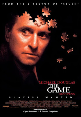 The Game 1997 DVD R1 NTSC Latino