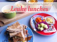 Leuke lunches - geen zin in saaie boterhammen