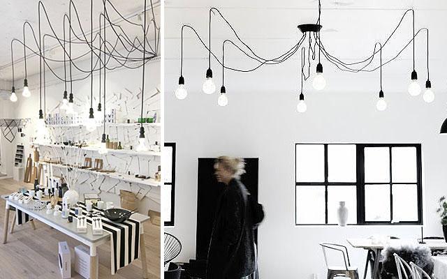 Marzua las bombillas como elemento decorativo - Bombillas de decoracion ...