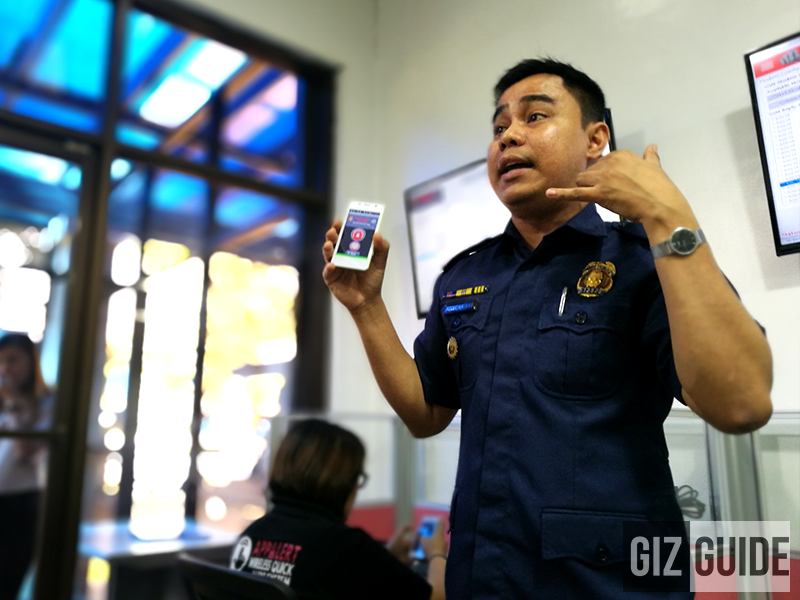 Itaga Mo Sa Bato Quick Alert App Launched By Shell And PNP