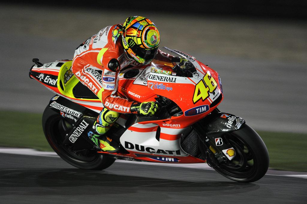 Rossi Ducati