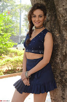 Seerat Kapoor Stunning Cute Beauty in Mini Skirt  Polka Dop Choli Top ~  Exclusive Galleries 035.jpg