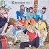 Ranking TOP 20 Member Dan Group Kpop Acts Terpopuler Versi Tumblr Tahun 2017!