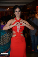Alankrita new actress in Red Deep Neck Gown Stunning Pics ~  Exclusive Galleries 007.jpg