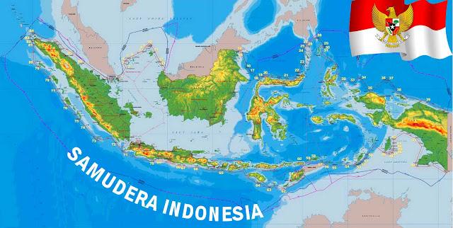 Peta Indonesia yang memiliki 11 Fakta Menarik