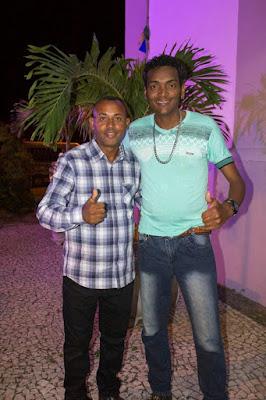 Com o Vereador Eleito Fabiano da Van