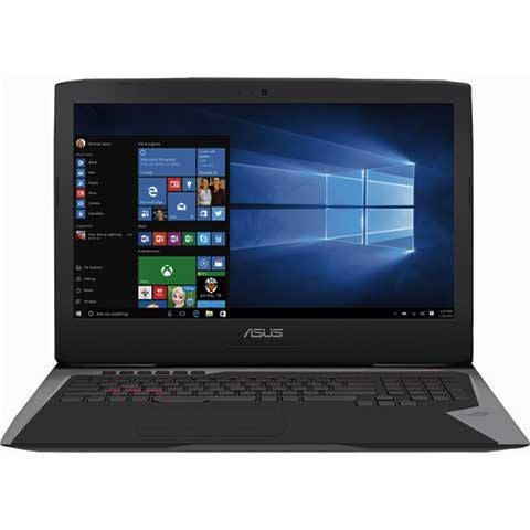Asus G752VS-BHI7N05 Drivers