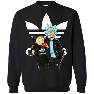rick and morty adidas crew neck, rick and morty adidas hoodie uk, rick and morty adidas jacket,