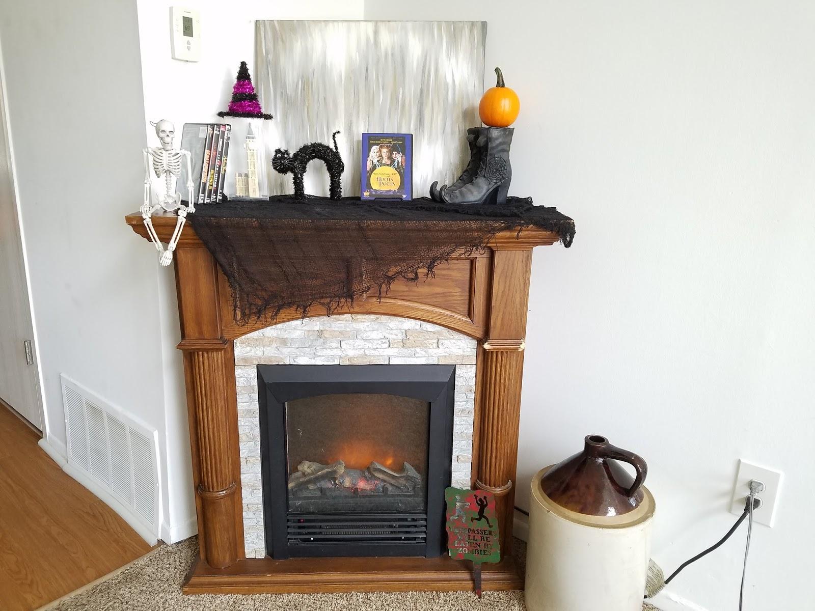 richelle loves life my halloween home mini decor tour