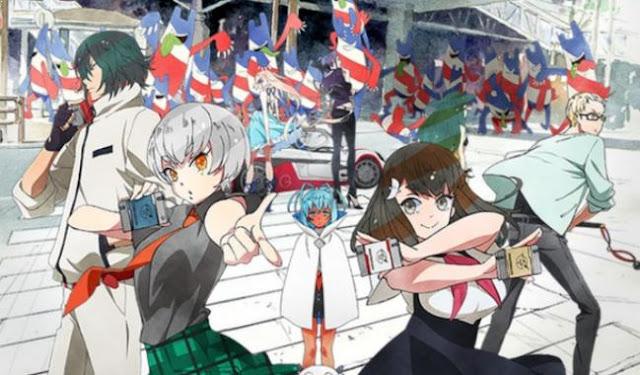 Anime Bagus Underrated  yang Jarang Ditonton/Direkomendasi - Gatchaman Crowds