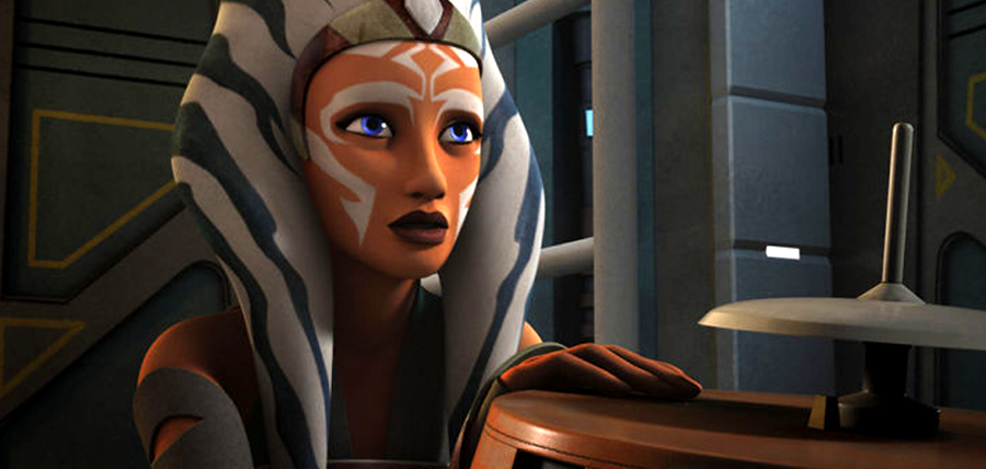 Ahsoka Tano în Star Wars: Rebels Sezonul 2