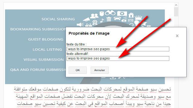 تحسين صور لمحركات البحث