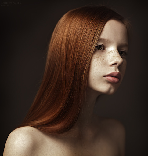 15 - Fotoğrafçı Dmitry Ageev'den Portreler