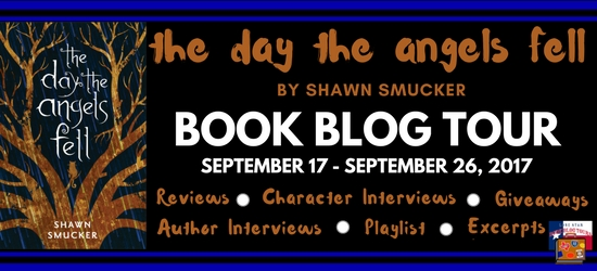 The Day the Angels Fell Book Blog Tour, Excerpt, and Giveaway #LoneStarLit